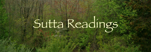 Sutta Readings